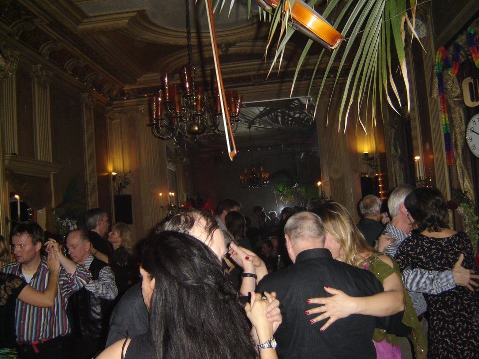 Milonga im Salon del Norte Bremen